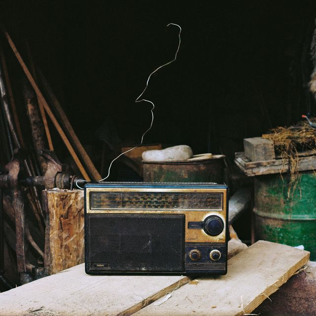 15. Radio, The Pyrenees, France, 2012