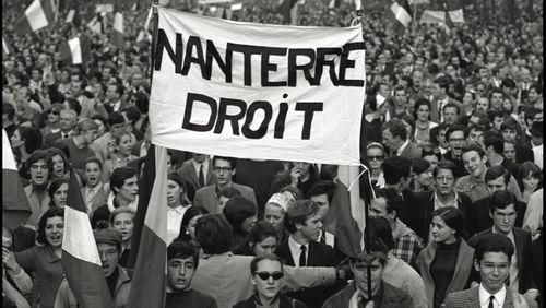 """Journal de la commune étudiante de Mai 68 d'après Alain Schnapp et Pierre Vidal-Naquet (2/5) : """"Nanterre"""""""
