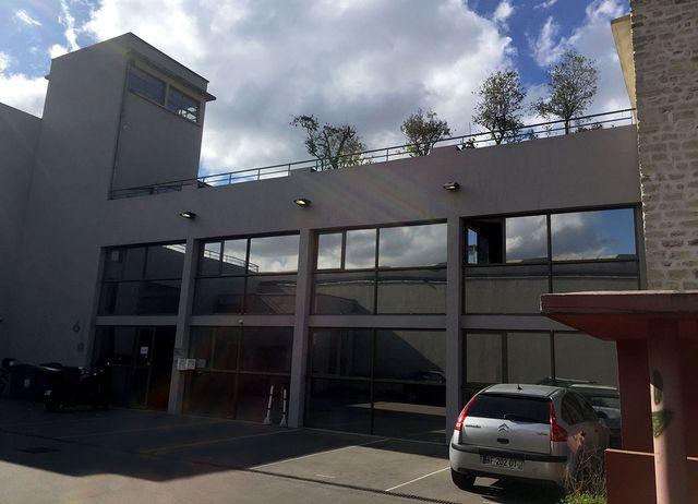 Le nouveau siège du PS devrait se trouver dans cet immeuble d'Ivry sur Seine (Val-de-Marne)