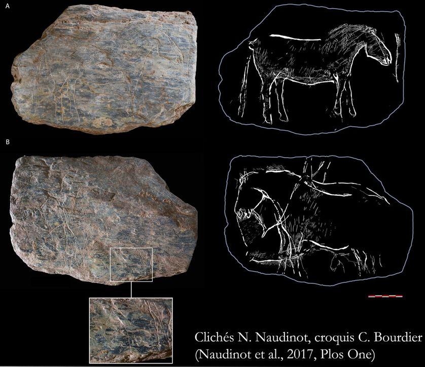 chevaux du Rocher de l'impératrice (Plougastel-Daoulas)