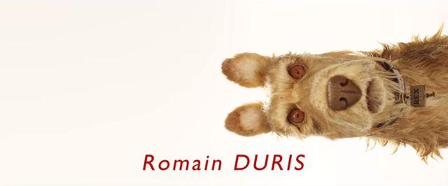 Romain Duris est Rex  (capture de la bande annonce officielle française)