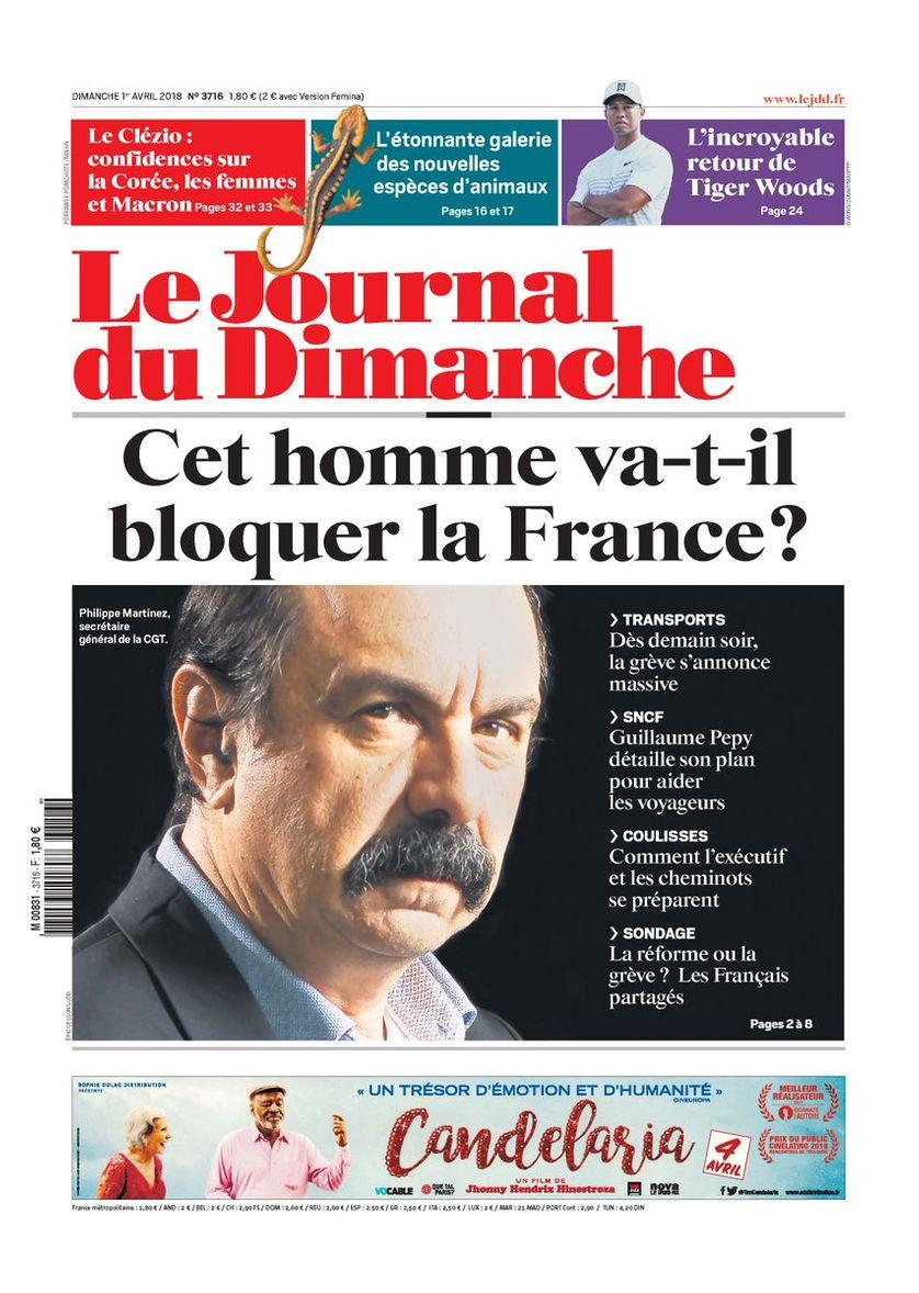 """""""Cet homme va-t-il bloquer la France ?"""""""