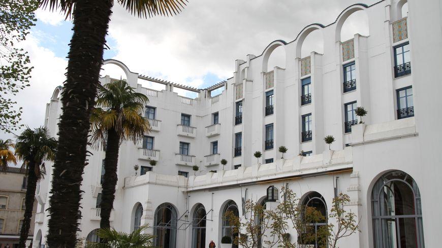 L'hôtel Le Splendid à Dax