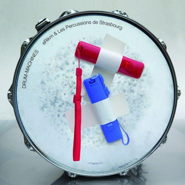 CD Drum Machines Percussions de Strasbourg et eRikm