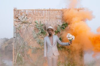 '137 Avenue Kaniama', le nouvel album de Baloji, est à l'affiche de 'Pop & Co'