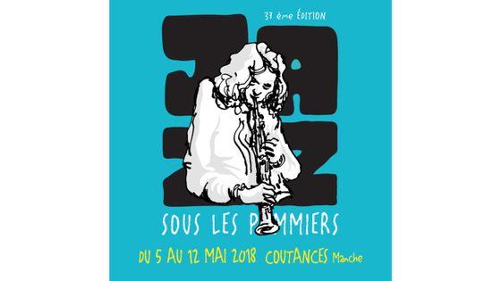 Jazz sous les Pommiers, du 5 au 12 mai 2018