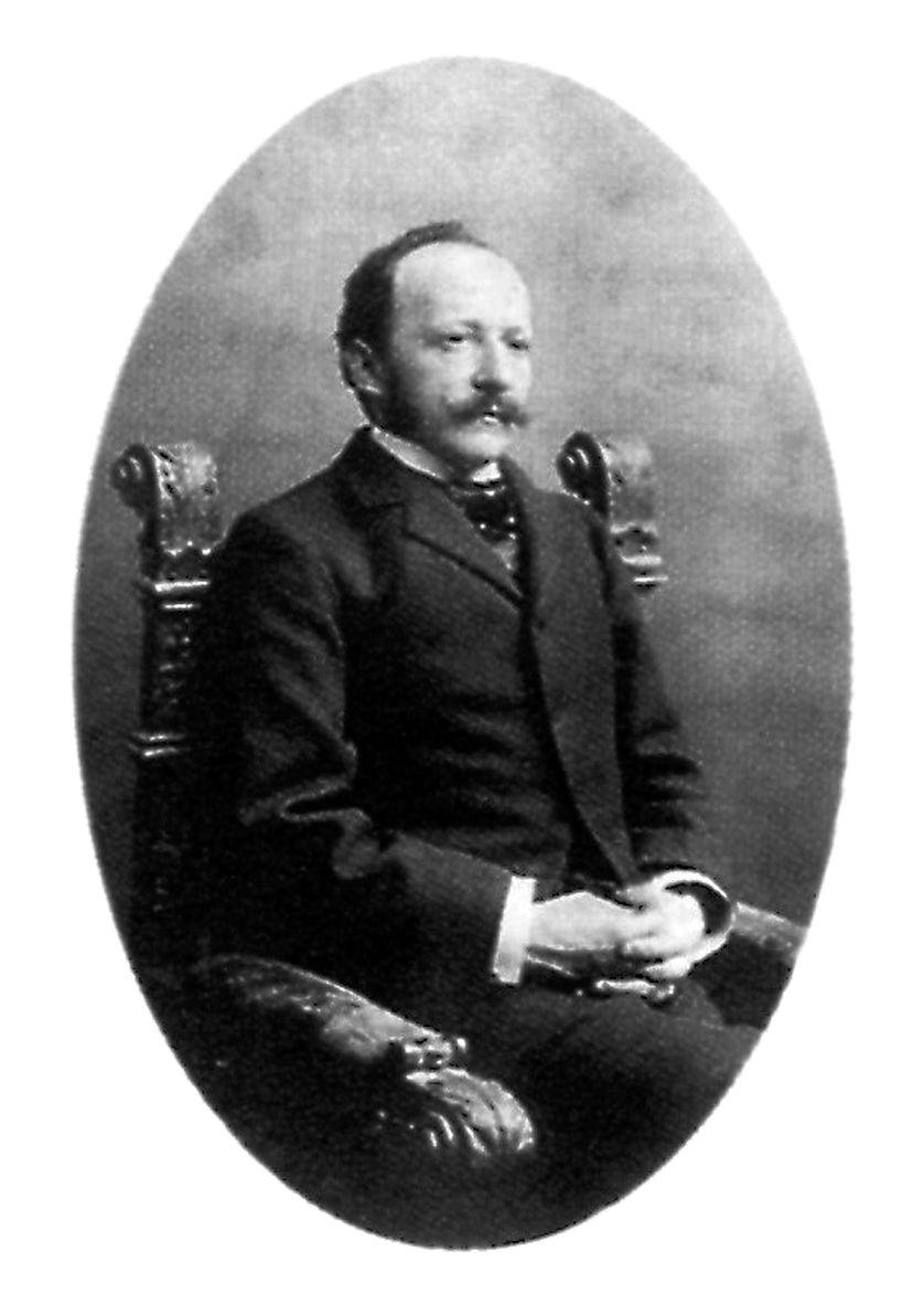 César Ritz, le 1er janvier 1918