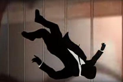 Capture d'écran du générique de Madmen