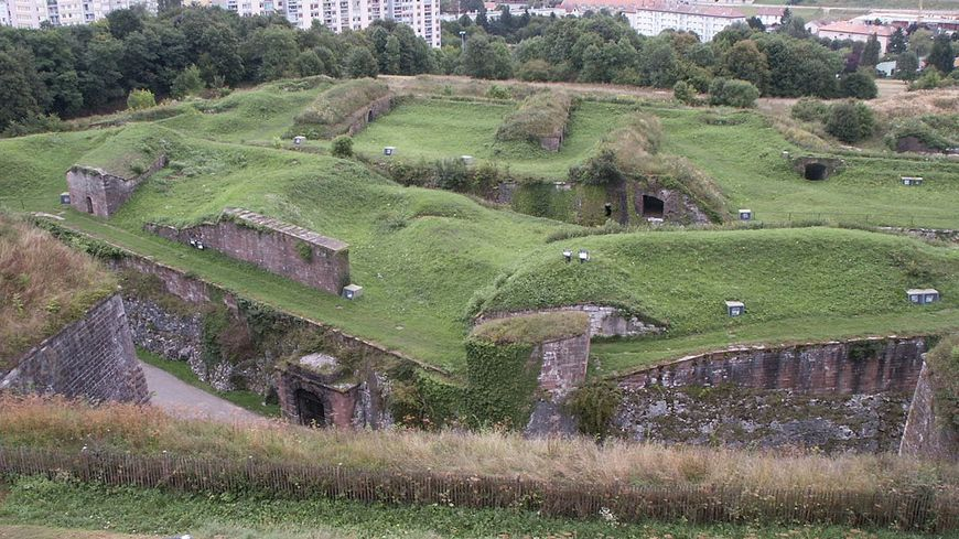 Fortifications de Belfort