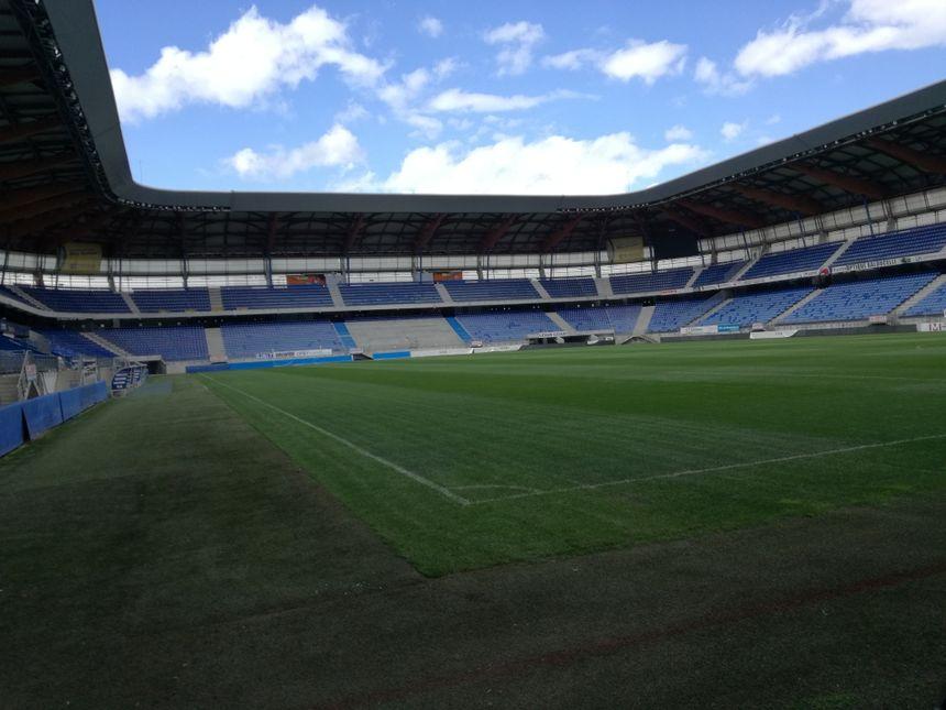 Au cours d'un jeudi marathon, les nouveaux dirigeants espagnols du FCSM ont pu visiter les installations du stade Bonal