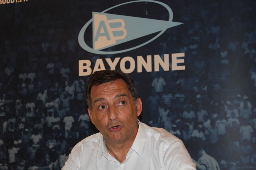 Pierre-Olivier Thoumieux este noul președinte al consiliului de supraveghere al Aviron Bayonnais Rugby Pro'Aviron Bayonnais Rugby Pro