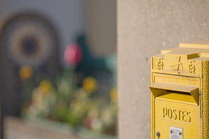 Boîte aux lettres à Deauville
