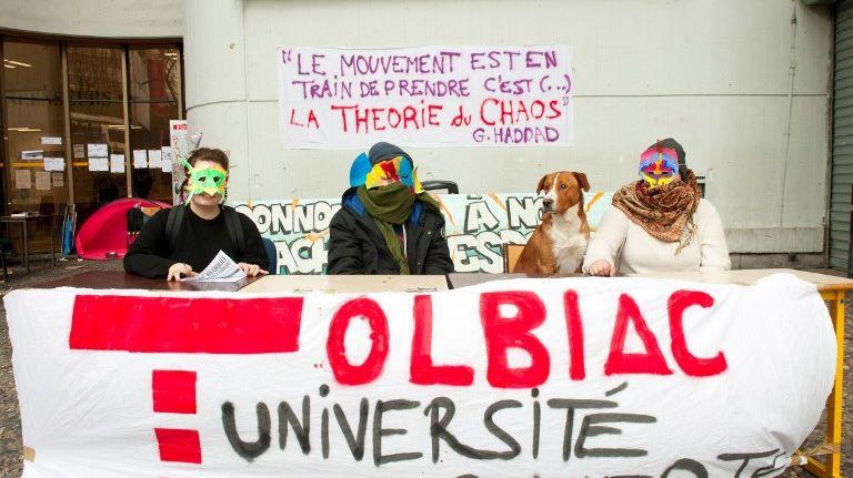 Université de Tolbiac