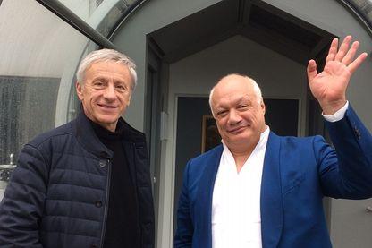 Jean-Christophe Rufin et Eric-Emmanuel Schmitt pour Dans tes rêves