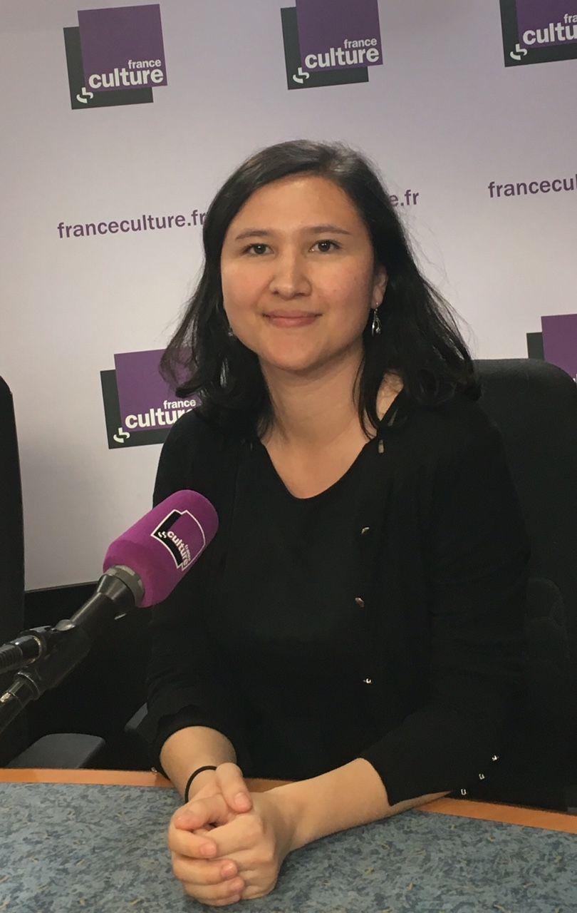 Delphine O, députée LREM de Paris (19e arrondissement)