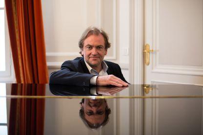 Didier Van Cauwelaert, 2016
