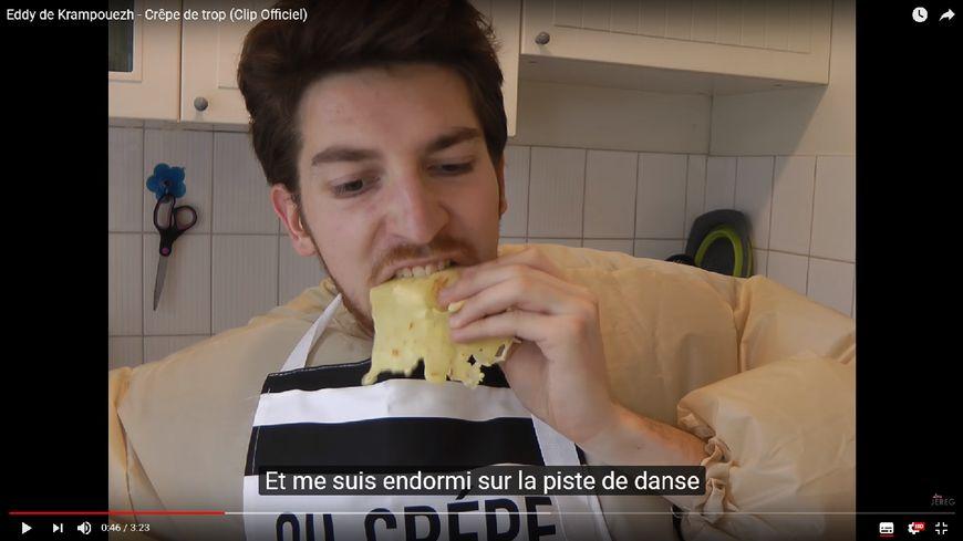 Le clip de Eddy de Krampouezh