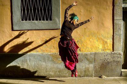 Roxane Butterfly, la célèbre Tap Dancer, revient à Paris : rendez-vous au Bizz'Art le 25 avril et le 30 mai.