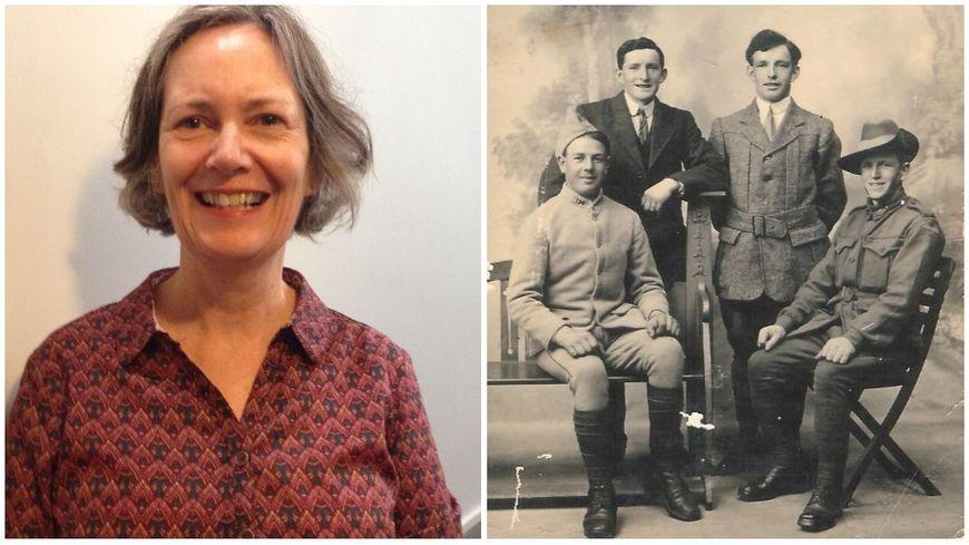 Pauline Georgelin sera à Villers-Bretonneux le 25 avril pour rendre hommage à Joseph, son grand-père