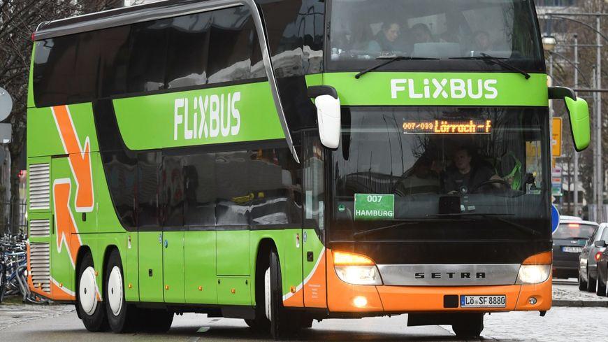 Les cars Flixbus sont les seuls à s'arrêter à Auxerre