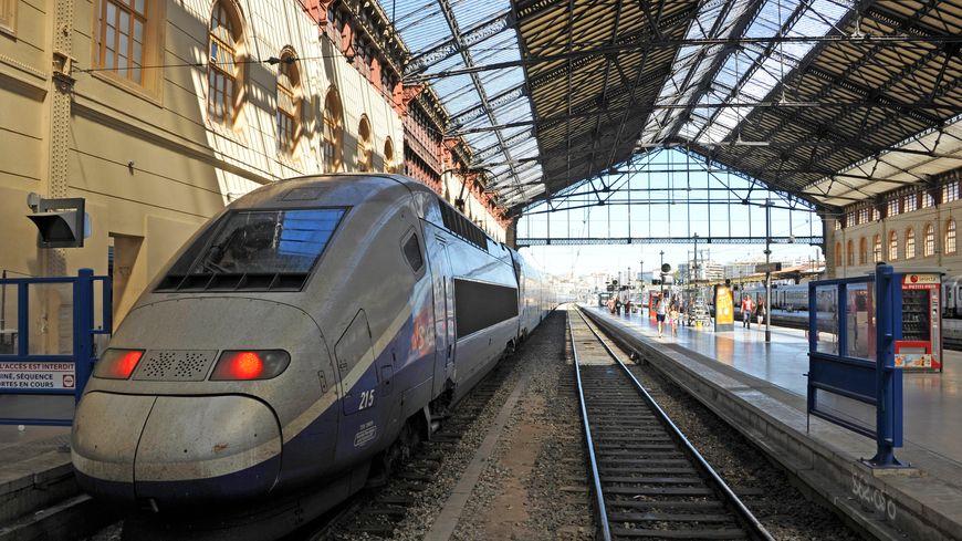 La gare Saint-Charles à Marseille (photo d'illustration)