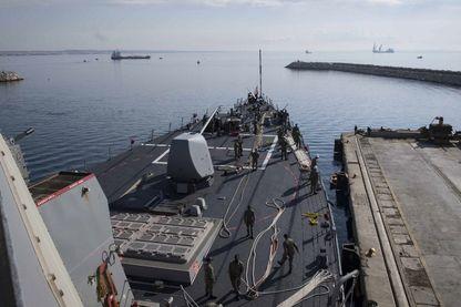 Syrie : Alors que Tump promet des missiles, le Kremlin met en garde
