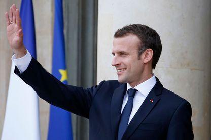 Emmanuel Macron au parlement européen : qui aime l'Europe me suive !