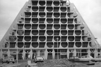 La Grande Motte, le 26 juin 1969.