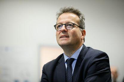 Martin Hirsch en décembre 2017