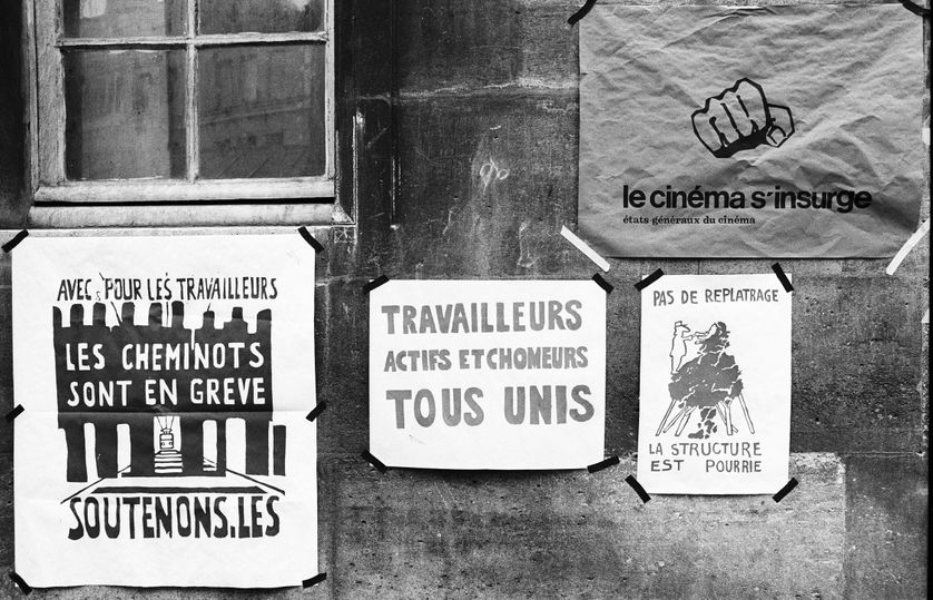 Affiches de mai 1968