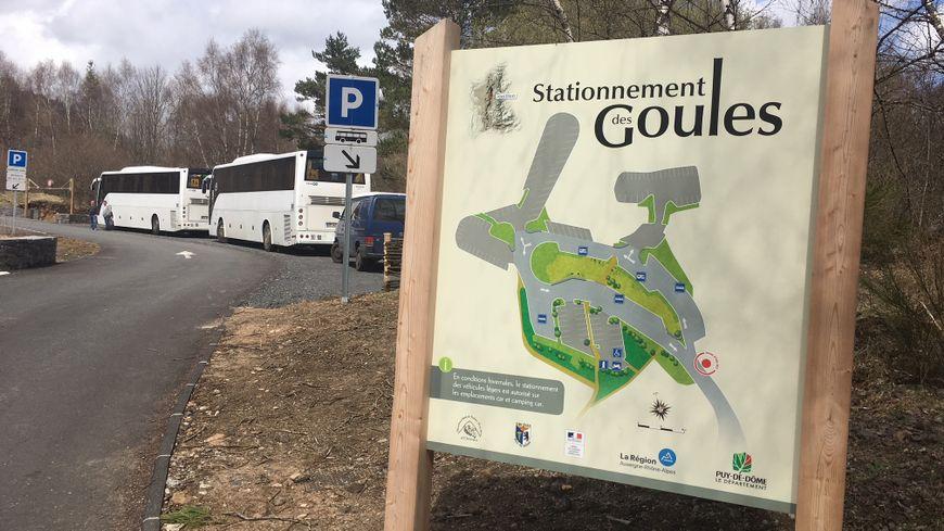 Il y aura 40 places de stationnement supplémentaires sur le parking des Goules