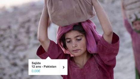 L'Unicef lance une campagne sur Instagram Shopping