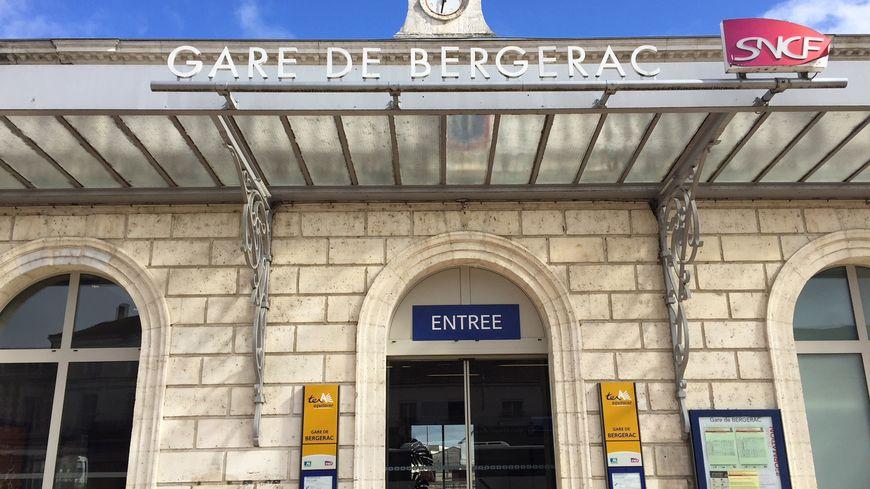 La gare SNCF de Bergerac