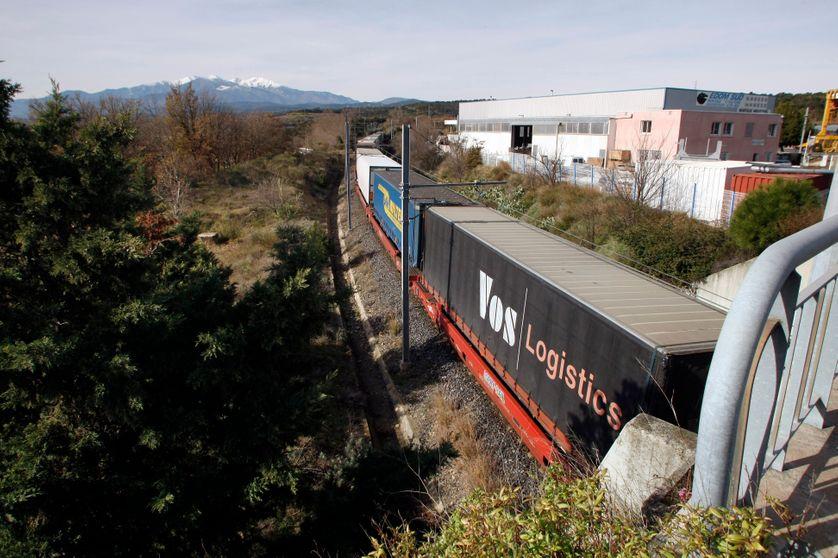En avril, le groupe Soufflet, deuxième exportateur de céréales français, n'a pu assurer que deux trains sur cinq à cause de la grève des cheminots