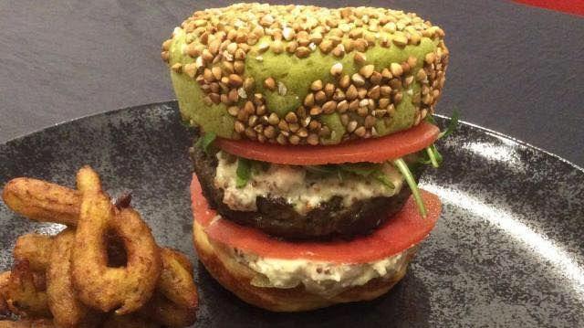 Le Burger Breiz'Men Bon