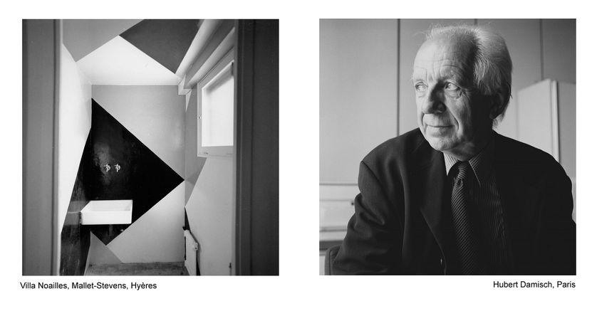 """Hubert Damisch, """"Entre centre et absence"""""""
