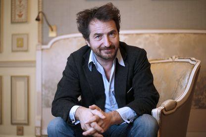 Edouard Baer en avril 2018