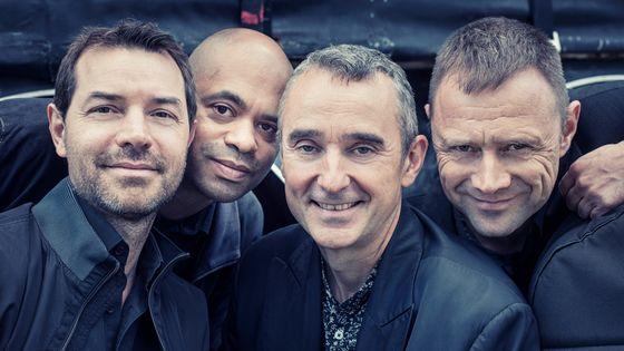 Sébastien Texier, Manu Codjia, Christophe Marguet, François Thuillier