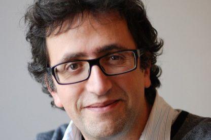 Portrait du neurologue Lionel Naccache, 2010