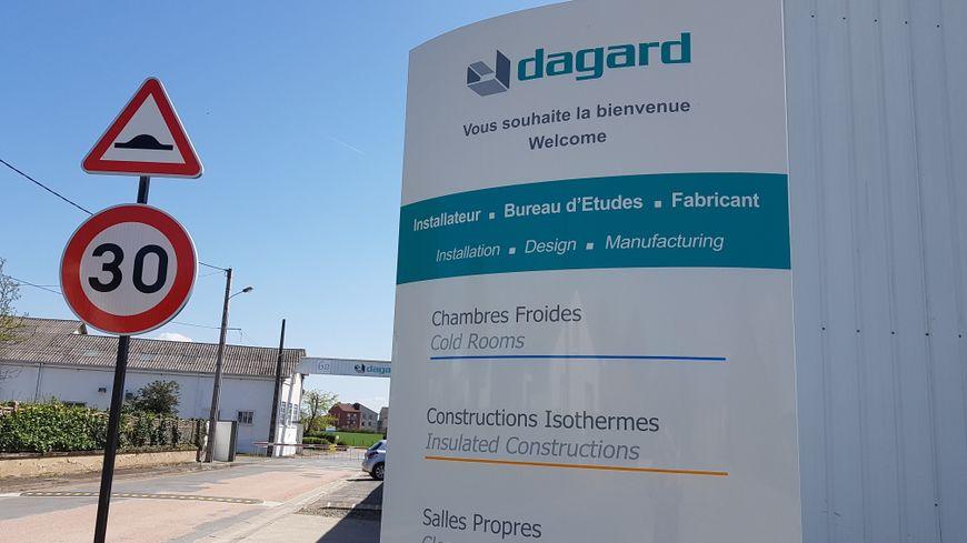 Dagard est implanté à Boussac depuis 1951