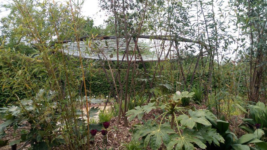 Le Domaine De Chaumont Sur Loire Ouvre Ses Jardins De La Pensee