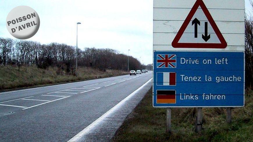 A Dieppe cet été, on roulera à gauche pour ne pas heurter les touristes britanniques. (Photo d'illustration)