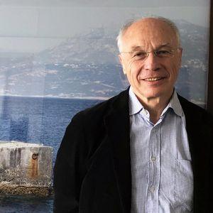 Denis Jeambar, le 16 avril 2018