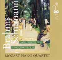 Quatuor avec piano op.47 de Schumann par le Mozart Piano Quartet
