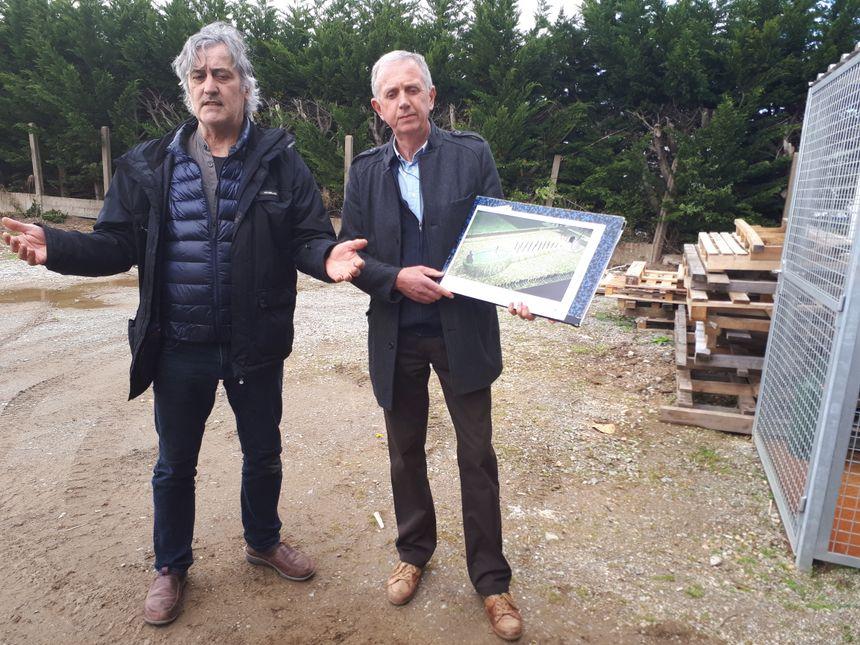 An arzour, Jean-Pierre Baudu, asambles gant Patrick Renault, eus Poellgor Gouel Ballon / Komite Nevenoë. - Radio France