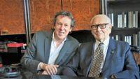 """Pierre Cardin à France Musique, 96 ans le 2 juillet : """"L'art est ma passion. C'est un accompagnement de toute ma vie"""""""