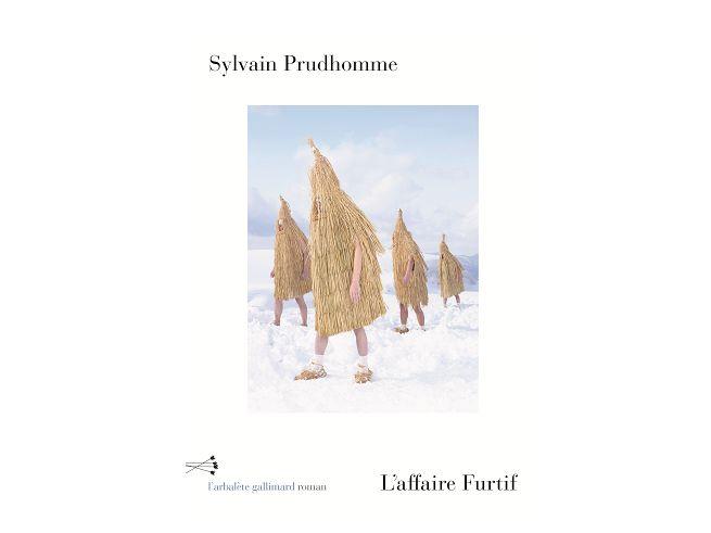 """""""L'affaire Furtif"""" de Sylvain Prudhomme chez Gallimard"""