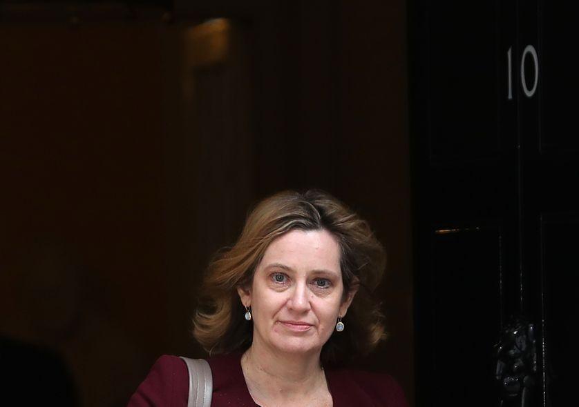 Amber Rudd était l'une des ministres les plus pro-européennes du gouvernement de Theresa May