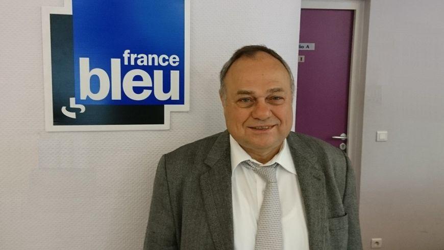 Christian Boulais, directeur du pôle Gestion fiscale de la direction départementale des finances publiques en Isère