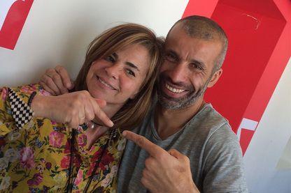 Francesca Piqueras et Nadir Dendoune, Dans tes rêves 2018